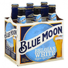 BLUE MOON BELGIAN WHITE ALE 12OZ