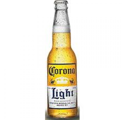 CORONA LIGHT BOTTLES 12OZ CASE/24