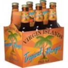 VIRGIN ISLANDS TROPICAL MANGO ALE BTLS 12 OZ CASE/24