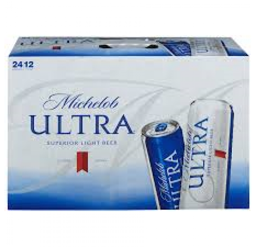 MICHELOB ULTRA CANS 12OZ