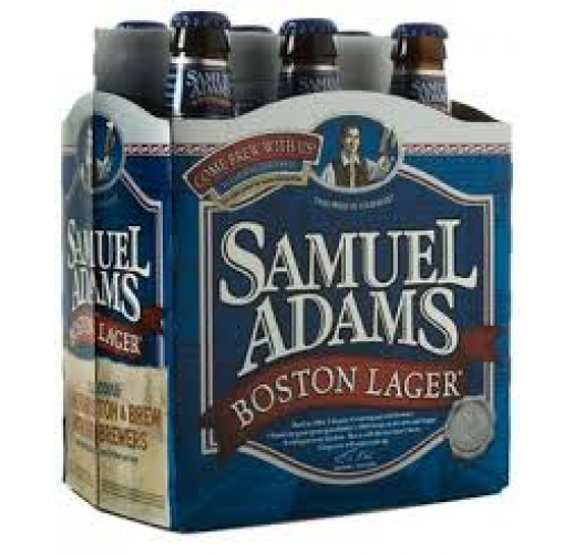 SAMUEL ADAMS BOSTON LAGER 12OZ
